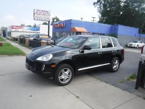 2010 Porsche Cayenne for sale at City Motors Auto Sale LLC in Redford MI