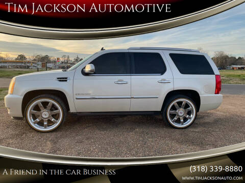 2011 Cadillac Escalade for sale at Tim Jackson Automotive in Jonesville LA