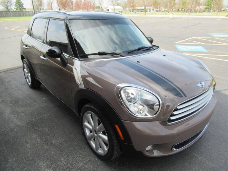 2012 MINI Cooper Countryman for sale at Just Drive Auto in Springdale AR