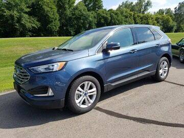 2019 Ford Edge for sale at Pro Auto Sales and Service in Ortonville MN