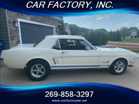 1965 Ford Mustang for sale at Car Factory Inc. in Three Rivers MI