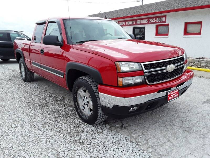 2007 Chevrolet Silverado 1500 Classic for sale at Sarpy County Motors in Springfield NE