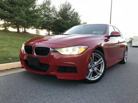 2013 BMW 3 Series for sale at PREMIER AUTO SALES in Martinsburg WV