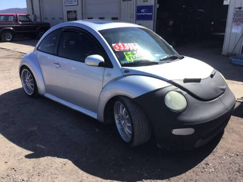 2002 Volkswagen New Beetle for sale at Troys Auto Sales in Dornsife PA