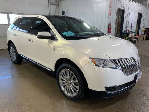 2012 Lincoln MKX for sale at Premier Auto in Sioux Falls SD