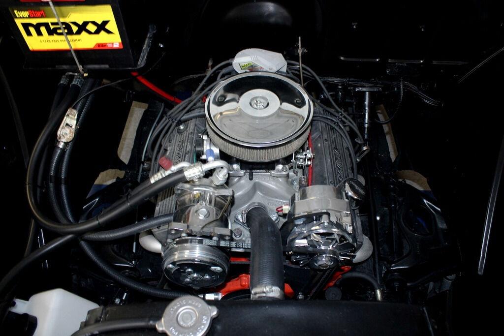 1955 Chevrolet 3100 24