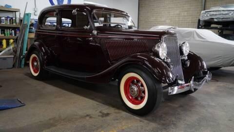 1934 Ford Victoria for sale at Fiore Motors, Inc.  dba Fiore Motor Classics in Old Bethpage NY