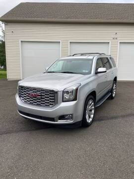 2018 GMC Yukon for sale at Interstate Fleet Inc. Auto Sales in Colmar PA