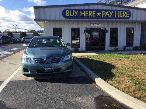 2010 Toyota Camry for sale at Bi Rite Auto Sales in Seaford DE
