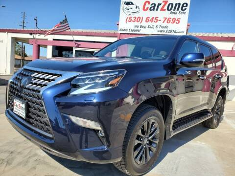 2021 Lexus GX 460 for sale at CarZone in Marysville CA