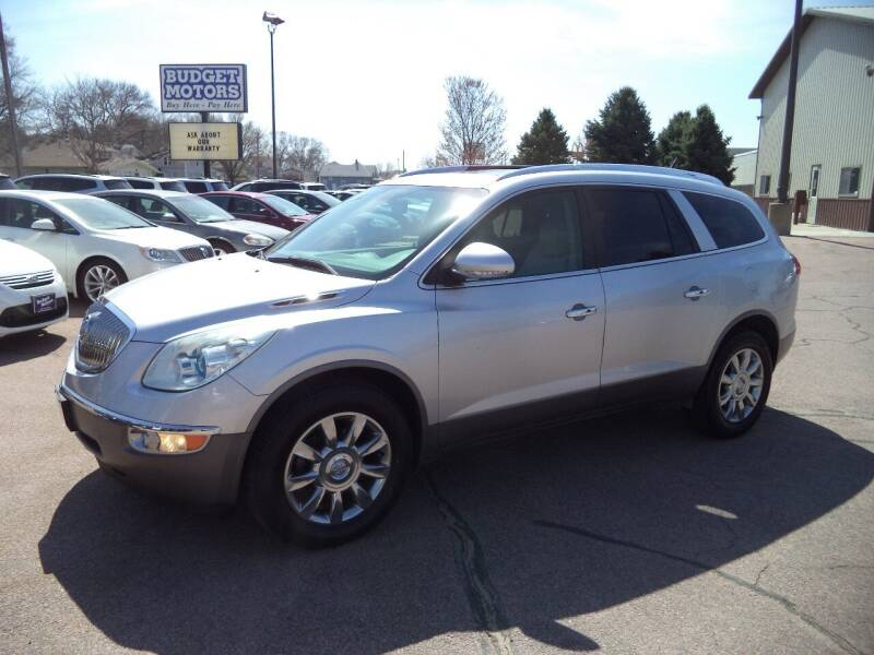 2011 Buick Enclave for sale at Budget Motors - Budget Acceptance in Sioux City IA