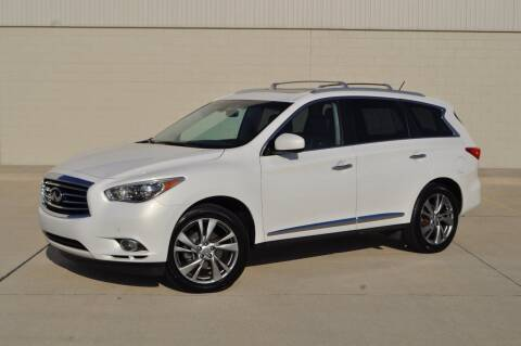 2013 Infiniti JX35 for sale at Select Motor Group in Macomb Township MI