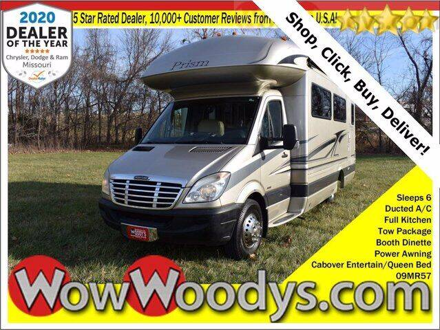2008 Freightliner Sprinter Cab Chassis for sale in Chillicothe, MO