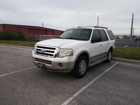 2010 Ford Expedition for sale at ACL MOTORS in Austin TX