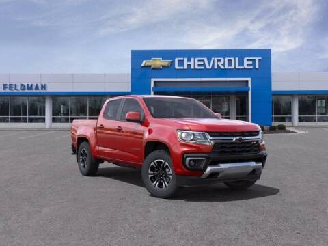 2021 Chevrolet Colorado for sale at Jimmys Car Deals at Feldman Chevrolet of Livonia in Livonia MI