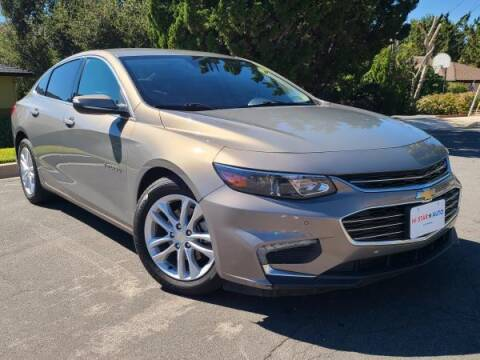 2018 Chevrolet Malibu for sale at CAR CITY SALES in La Crescenta CA