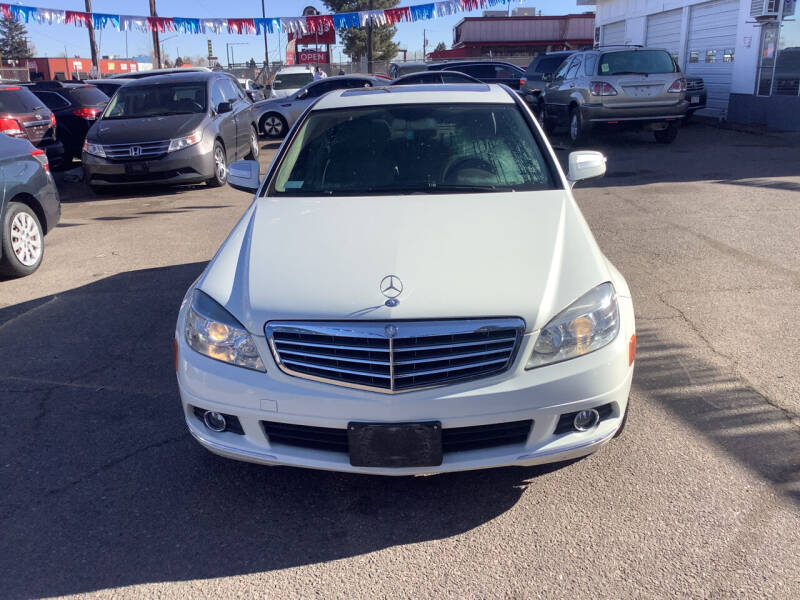 2009 Mercedes-Benz C-Class for sale at GPS Motors in Denver CO