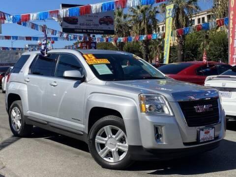 2015 GMC Terrain for sale at AMC Auto Sales, Inc in San Jose CA