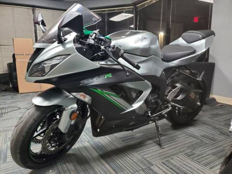 2018 Kawasaki ZX-6R 636 for sale at Toy Barn Inc in Bensenville IL