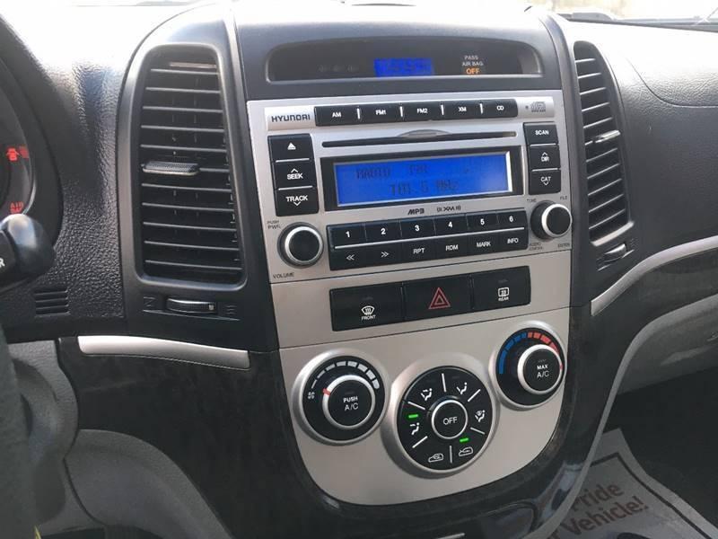 2008 Hyundai Santa Fe AWD GLS 4dr SUV - Murphysboro IL