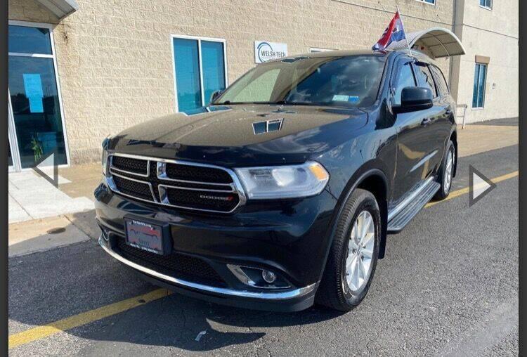 2015 Dodge Durango for sale at CAR SPOT INC in Philadelphia PA