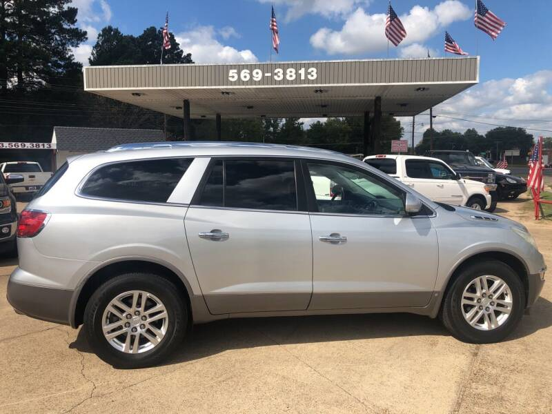 2009 Buick Enclave for sale at BOB SMITH AUTO SALES in Mineola TX