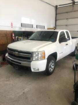 2011 Chevrolet Silverado 1500 for sale at Jons Route 114 Auto Sales in New Boston NH