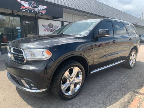 2015 Dodge Durango for sale at Xtreme Motors Inc. in Indianapolis IN