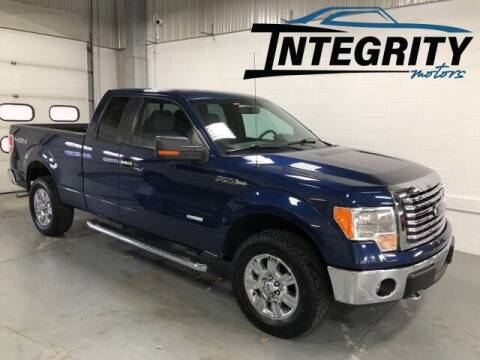 2011 Ford F-150 for sale at Integrity Motors, Inc. in Fond Du Lac WI
