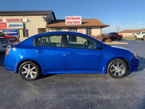 2011 Nissan Sentra for sale at Pro Source Auto Sales in Otterbein IN