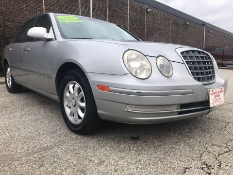 2004 Kia Amanti for sale at Classic Motor Group in Cleveland OH