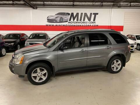 2005 Chevrolet Equinox for sale at MINT MOTORWORKS in Addison IL