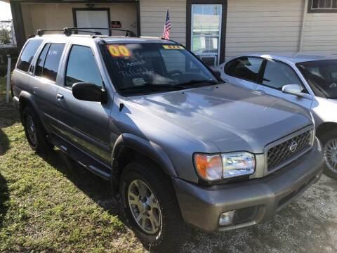 2000 Nissan Pathfinder for sale at Castagna Auto Sales LLC in Saint Augustine FL
