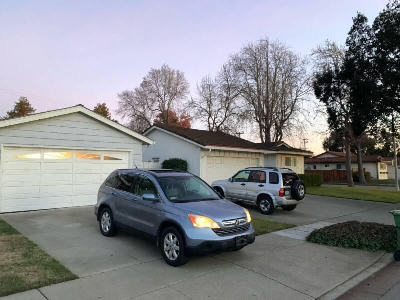 2008 Honda CR-V for sale at Blue Eagle Motors in Fremont CA