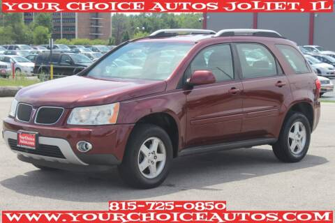 2008 Pontiac Torrent for sale at Your Choice Autos - Joliet in Joliet IL