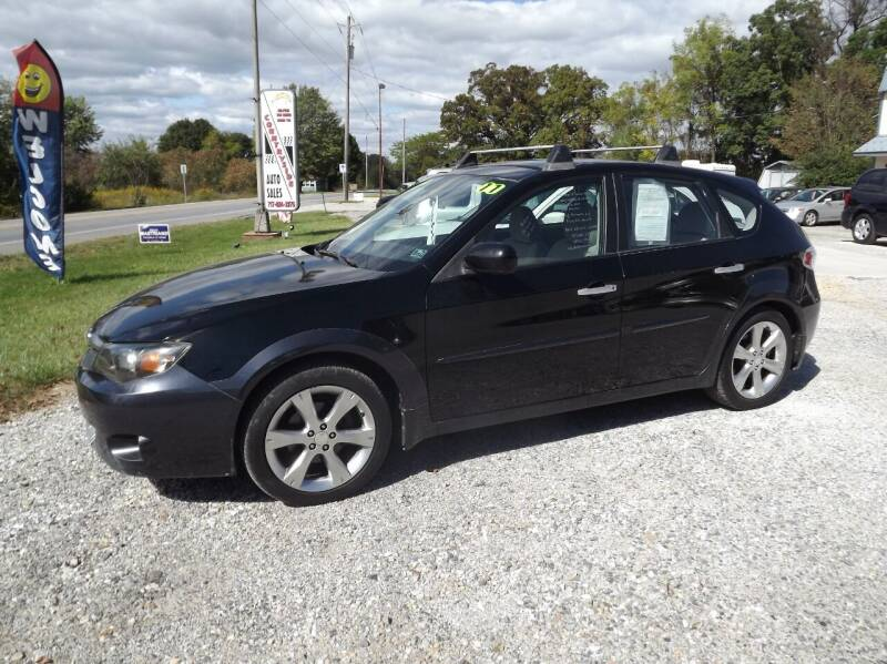 2011 Subaru Impreza for sale at Country Side Auto Sales in East Berlin PA