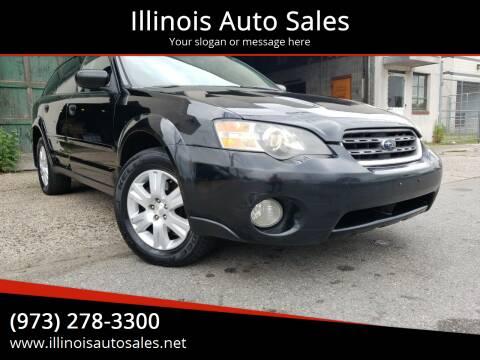 2005 Subaru Outback for sale at Illinois Auto Sales in Paterson NJ