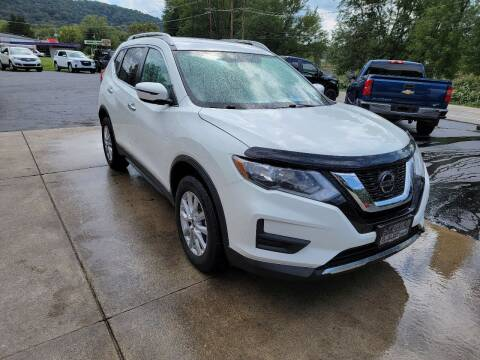 2018 Nissan Rogue for sale at A - K Motors Inc. in Vandergrift PA