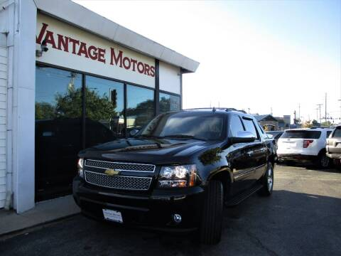 2012 Chevrolet Avalanche for sale at Vantage Motors LLC in Raytown MO