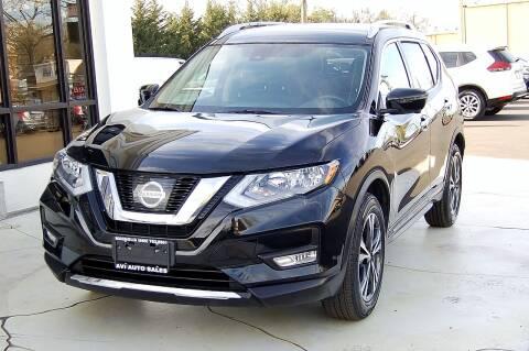 2017 Nissan Rogue for sale at Avi Auto Sales Inc in Magnolia NJ