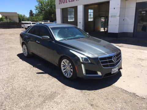 2014 Cadillac CTS for sale at Northwest Auto Sales & Service Inc. in Meeker CO