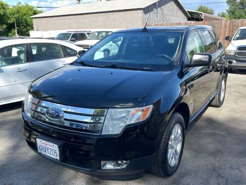 2008 Ford Edge for sale at River City Auto Sales Inc in West Sacramento CA