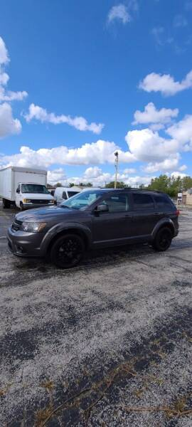 2014 Dodge Journey SXT 4dr SUV - South Chicago Heights IL