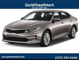 2018 Kia Optima for sale at GoWheelMart in Leesville LA