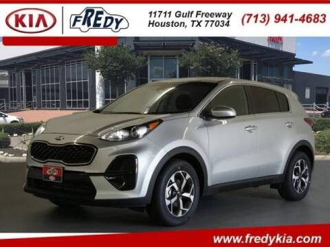 2020 Kia Sportage for sale at FREDYS CARS FOR LESS in Houston TX