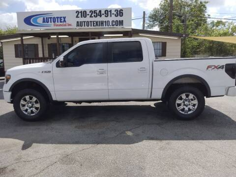 2014 Ford F-150 for sale at AUTOTEX IH10 in San Antonio TX