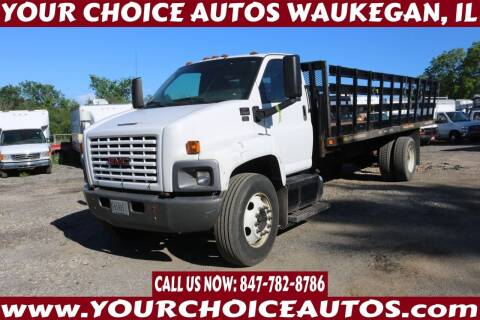 2006 GMC C7500 for sale at Your Choice Autos - Waukegan in Waukegan IL