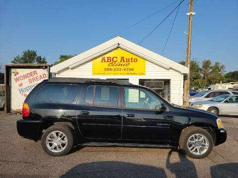 2006 GMC Envoy XL for sale at ABC AUTO CLINIC in Chubbuck ID