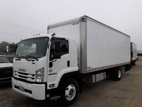 2018 Isuzu FTR for sale at DOABA Motors in San Jose CA