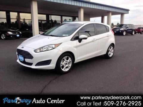 2015 Ford Fiesta for sale at PARKWAY AUTO CENTER AND RV in Deer Park WA